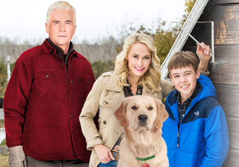 Christmas With Tucker from Hallmark Movies