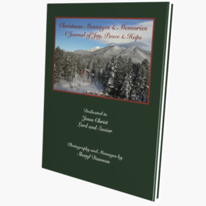 Christmas Memories and Messages Journal