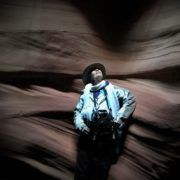 Sheryl Dawson in Antelope Canyon