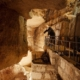 Image of tunnels in Jerusalem by National Geographic